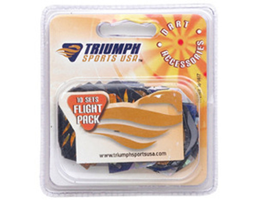 Assorted Flights - 10 ct. pack