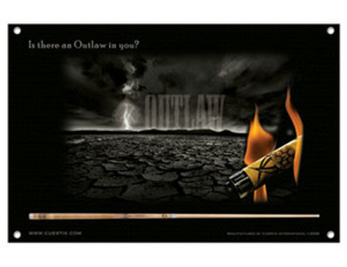 Outlaw - Vinyl Banner