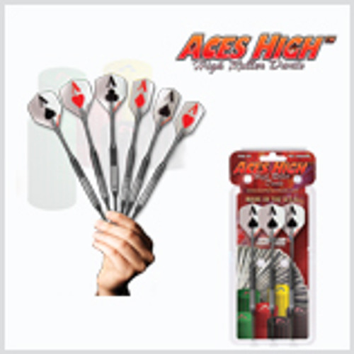 Darts - Aces High Super Alloy AH3