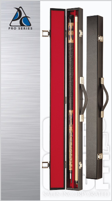 Pro Series Black Vinyl Hard Box Case - C42