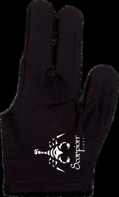 Billiard Glove - Scorpion Glove  - One Size Fits Most