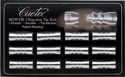 CueTec Bowtie Tip Tool - BOWTIEC