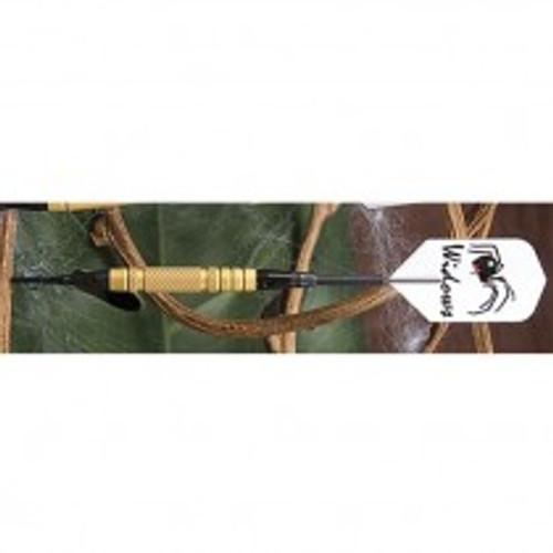 Laserdart Gold Widow Soft Tip Dart - #2 - Knurled