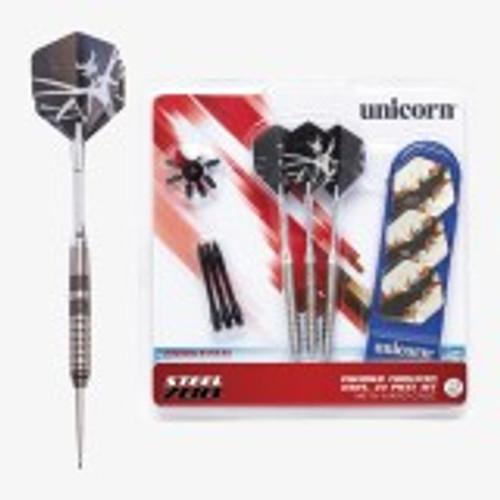 D71836 Unicorn® Steel Tipped 700 Dart Set
