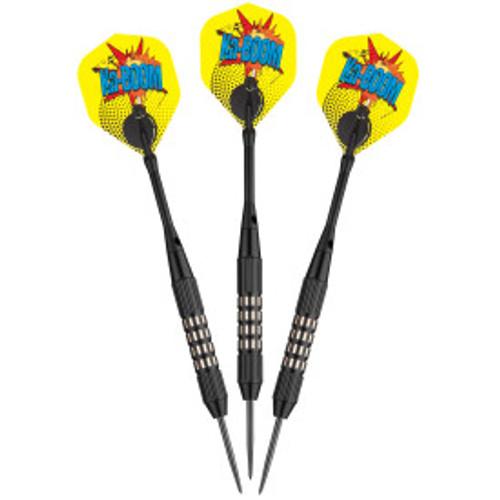 Viper Comix Steel Tip Darts Black 22 Grams