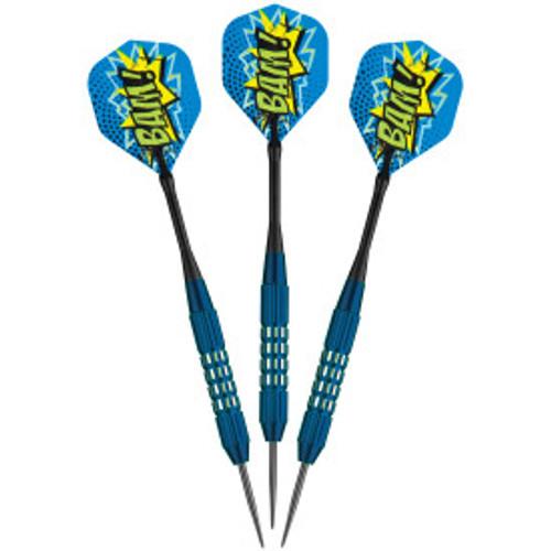 Viper Comix Steel Tip Darts Blue 22 Grams