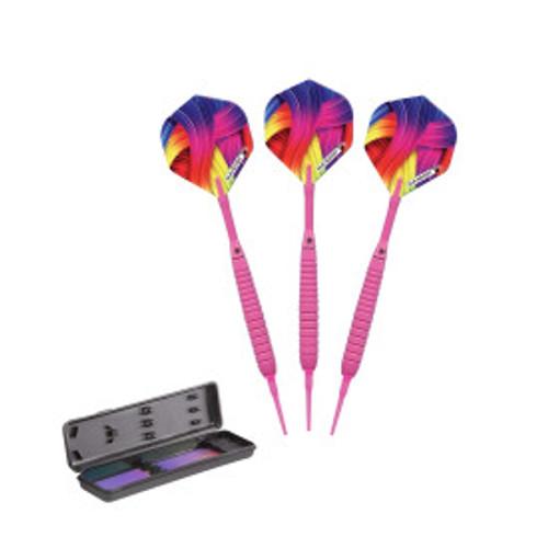 Elkadart Neon Pink Soft Tip Darts 18 Grams