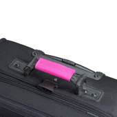 Luggage Identifier Handle Wraps, 3-Pack