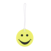 Smiley Face Luggage Tag