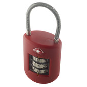Travel Sentry® Large Dial Cable Lock