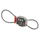 Travel Sentry Lockdown Triple Security Lock