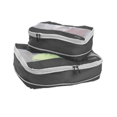 ElectroLight Expandable Packing Cubes, 2-Pack