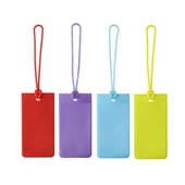 Jelly Luggage Tags