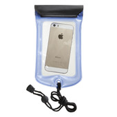 WaterSeals Waterproof Floating Zip Phone Pouch