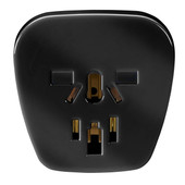 Grounded Adapter Plug (Israel)