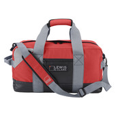 Heavy-Duty Duffel with Neoprene Gear Bag, 18in