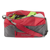 Packable Duffel with Neoprene Zip Pouch