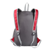 Packable Backpack with Neoprene Zip Pouch