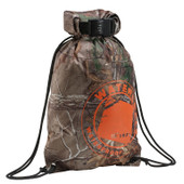 WaterSeals Lockdown Cinch Backpack, Realtree Xtra Camouflage