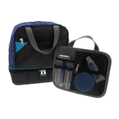 TravelFLEX Large Toiletry Kit w/ Removable Organizer, Blue