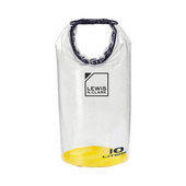 WaterSeals  Clear Dry Bag, 10L