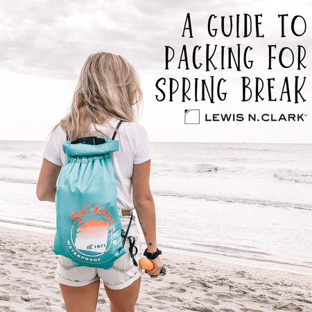 ​How to Pack for Spring Break