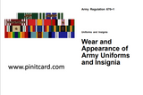 Army Regulation 600-8-22