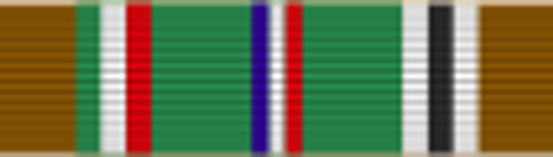 European–African–Middle Eastern Campaign Medal