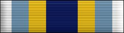 Basic Military Training Honor Graduate Ribbon