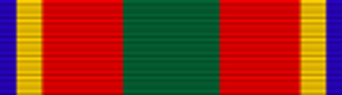 Reserve Special Commendation Ribbon