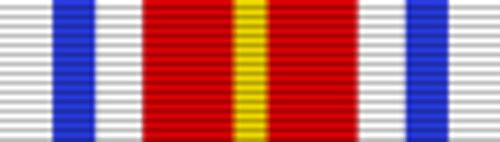 Coast Guard Basic Training Honor Graduate Ribbon
