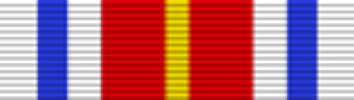 Coast Guard Basic Training Honor Graduate Ribbon