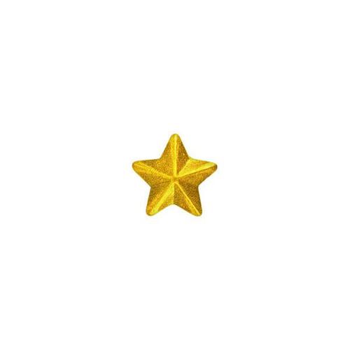 """5/16"""" Gold Star ribbon attachment"""