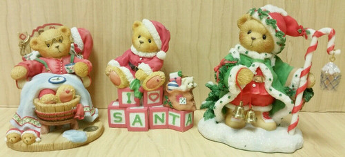 Cherished Teddies Noel An Old-Fashioned Noel to You