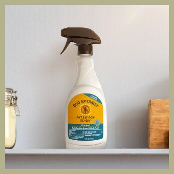 Ant and Roach Remedy, Flying Bug Remedy, and Mosquito Repellent Spritz