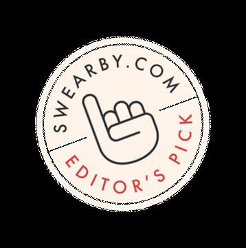 Swearby.com Editor's Pick Seal