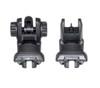 MCS Flip up sights Front & Rear