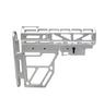 Skeletonized AR Mil Spec Buttstock