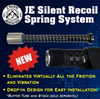 Silent Recoil Spring System