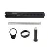 Adjustable Mil Spec Carbine Buttstock Kit Black