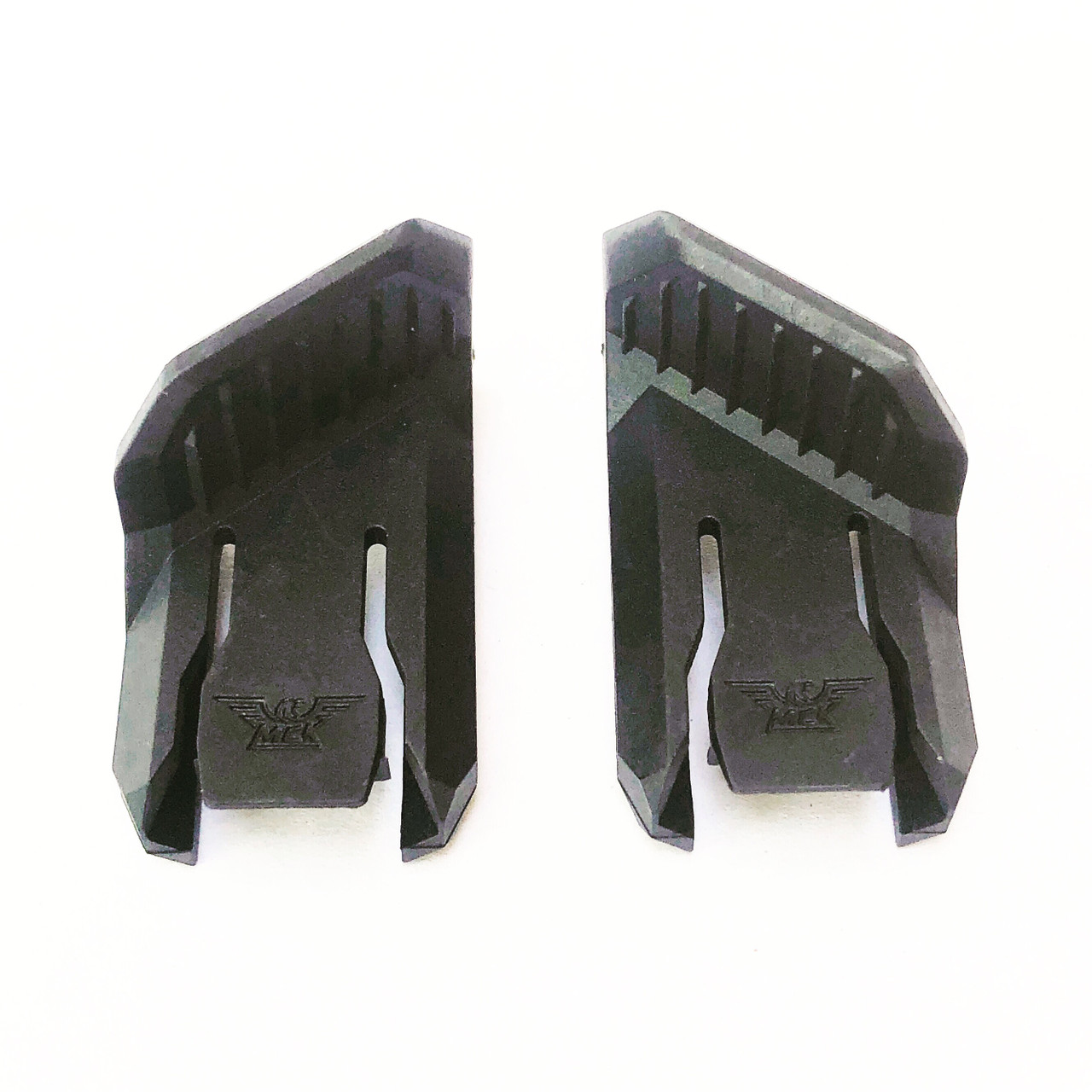 MCK Micro Conversion Kit thumb rests in black.