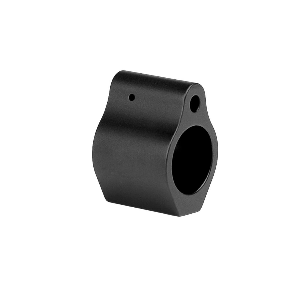 .750 Low Profile Steel Gas Block
