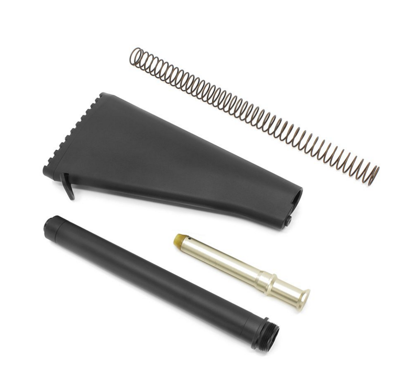 A2 Stock Mil-Spec Kit - Black