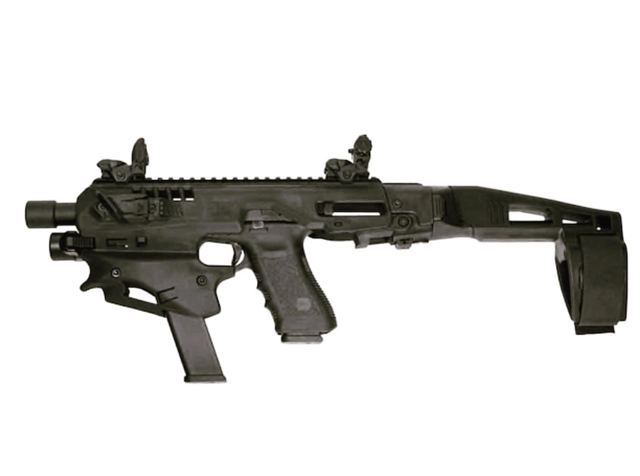 Micro conversion kit MCK STAGE 1 ( Glock 17/19/19X/22/23/31/32/45)