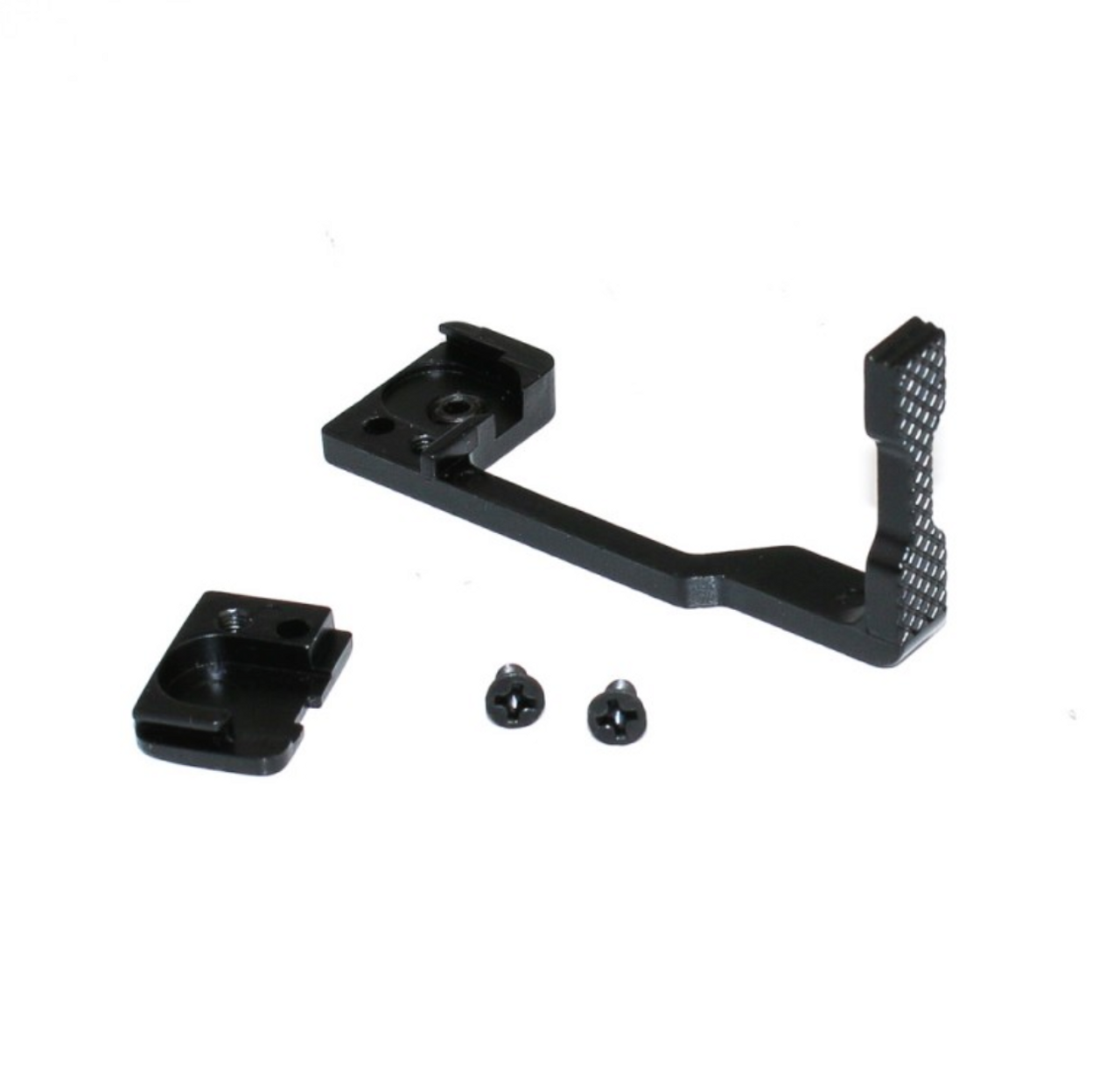 AR-15 Extended Bolt Catch Release Lever
