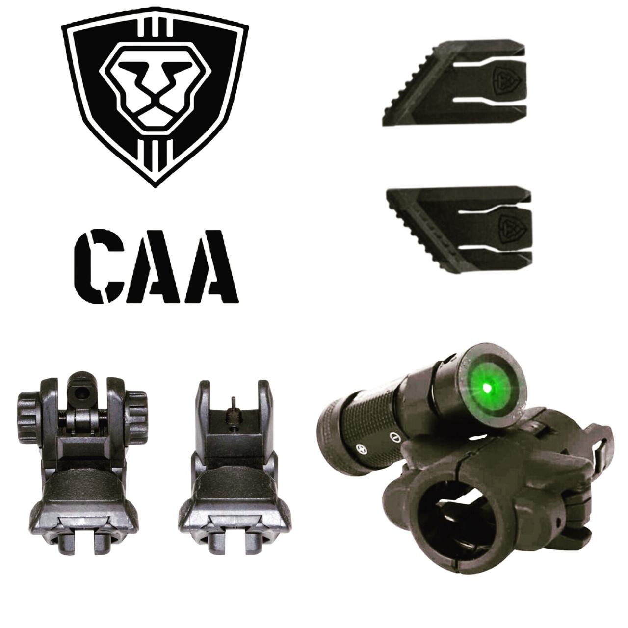 MCK Green Laser Upgrade