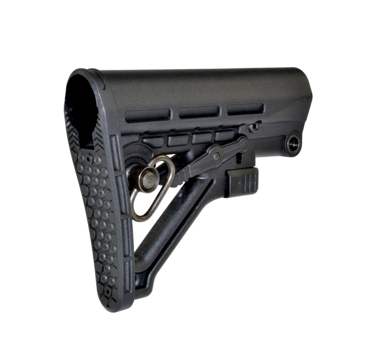 Mil-Spec Adjustable Stock w/ QR Sling Adapter