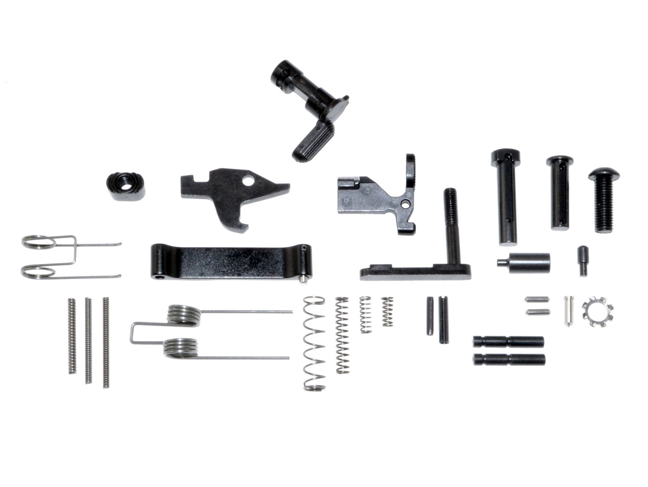 Standard AR-15 Lower Parts Kit  Without Fire Control Group