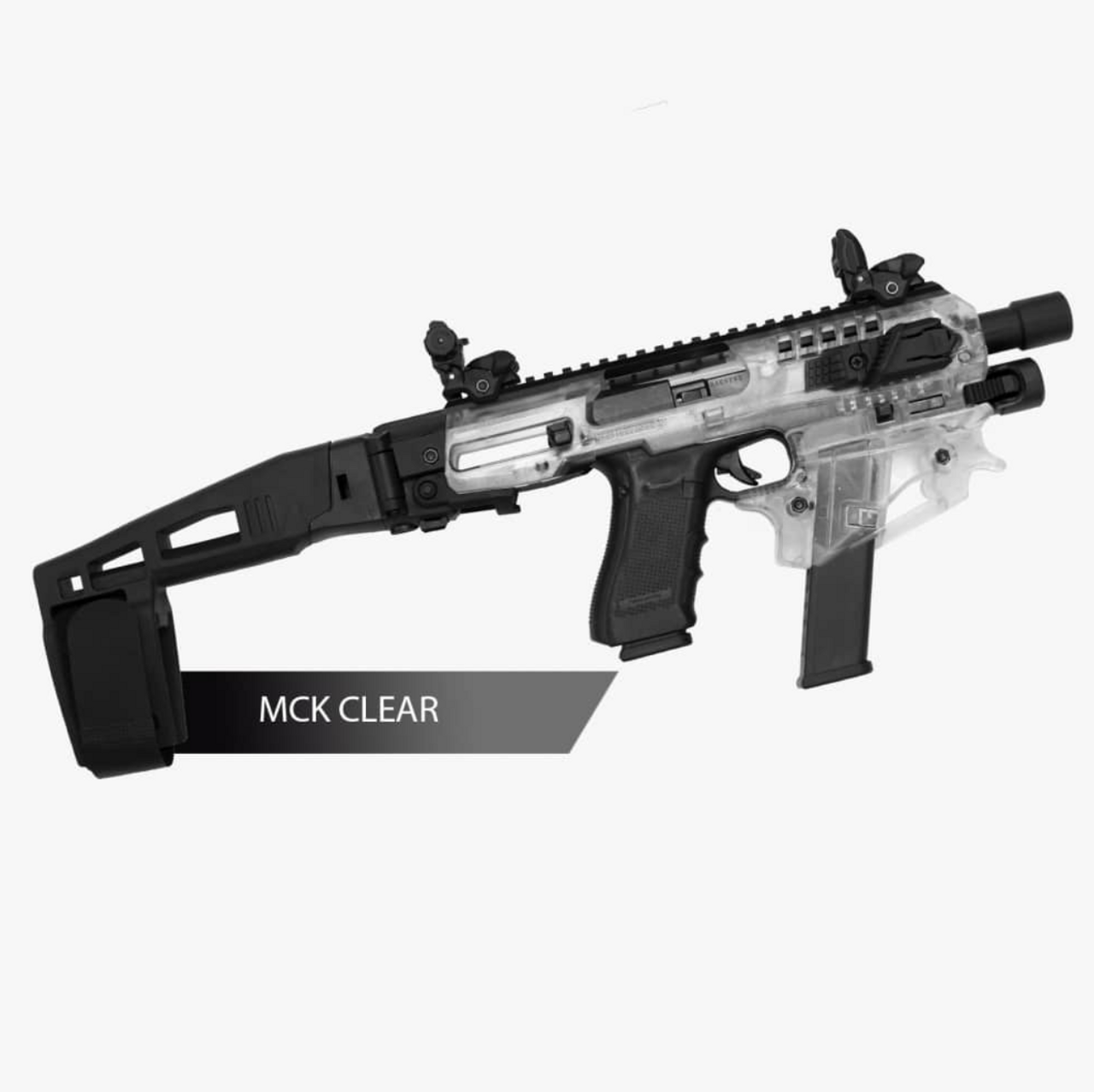 *NEW* MCK CLEAR | MICRO CONVERSION KIT CLEAR