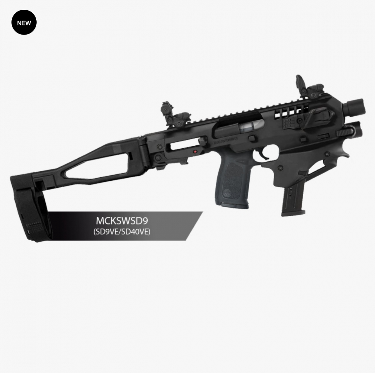 *NEW* MCKSWSD9 | MICRO CONVERSION KIT SMITH AND WESSON SD9VE/SD40VE